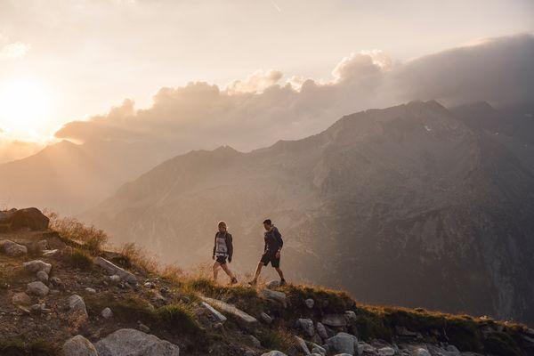 Hiking in the Zillertal | Archive TVB Mayrhofen©Dominic Ebenbichler