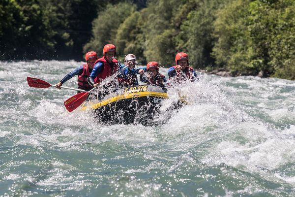 Rafting | Archive TVB Mayrhofen©Dominic Ebenbichler