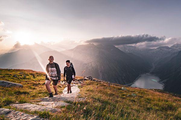 Hike to the Olpererhütte | Archive TVB Mayrhofen©Dominic Ebenbichler