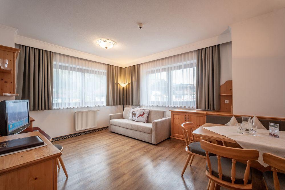 Appartement für 2 bis 5 Personen