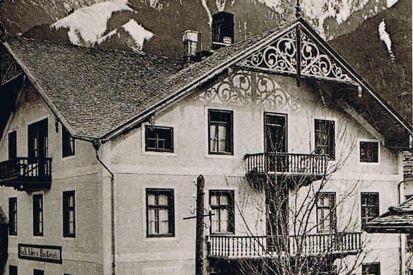 1910 - Villa Eder