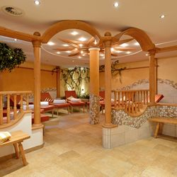 Wellness & spa area in Apparthotel Ederfeld