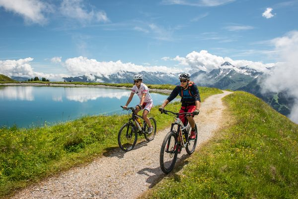 Biking on the Penken | Archive TVB Mayrhofen©Michael Werlberger
