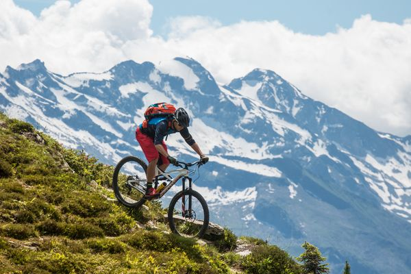 Wonderful mountain bike routes and single trails | Archive TVB Mayrhofen©Michael Werlberger