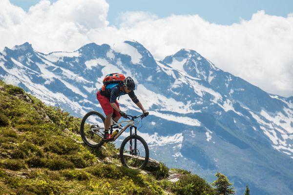 Wunderschöne Mountainbike-Routen und Singletrail | Archiv TVB Mayrhofen©Michael Werlberger