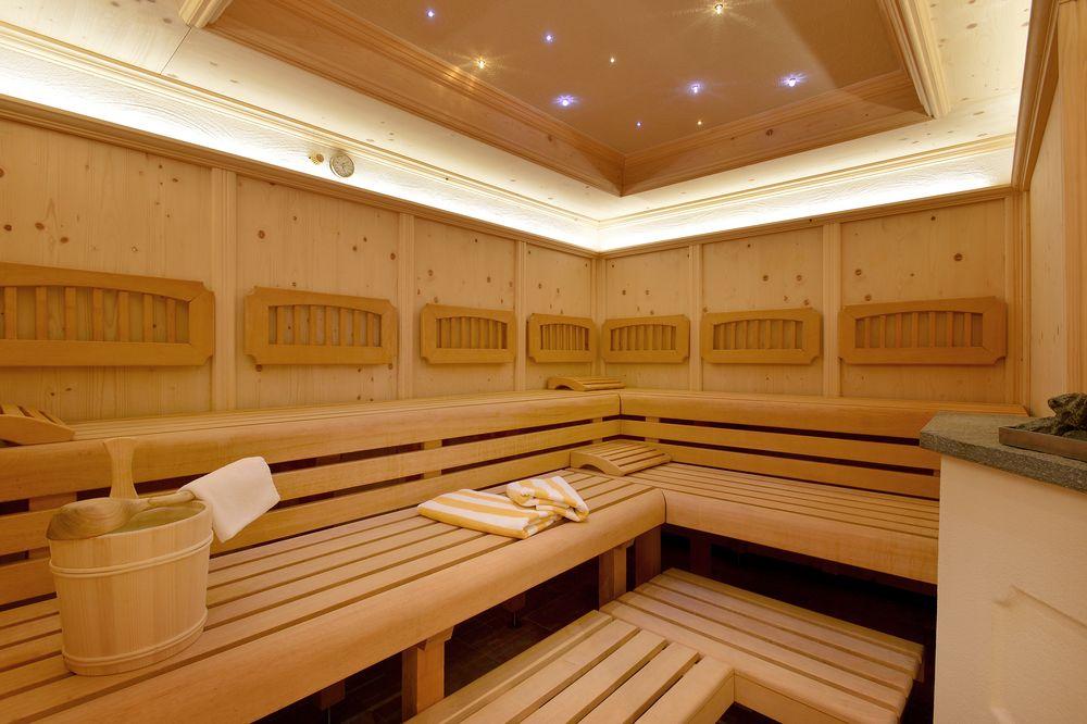 Gemütlich Finnische Sauna