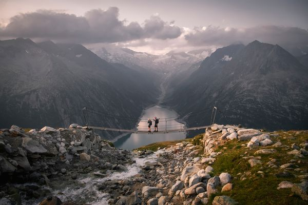 Hiking in the Zillertal mountains | Archive TVB Mayrhofen©Dominic Ebenbichler