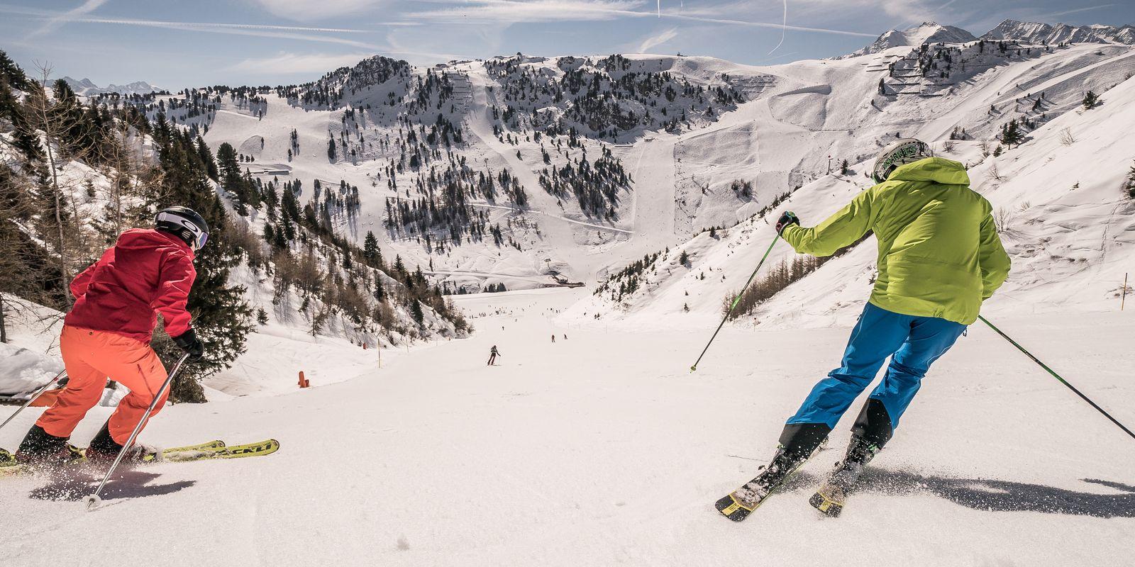 Skiing in Mayrhofen | Archive TVB Mayrhofen©Dominic Ebenbichler