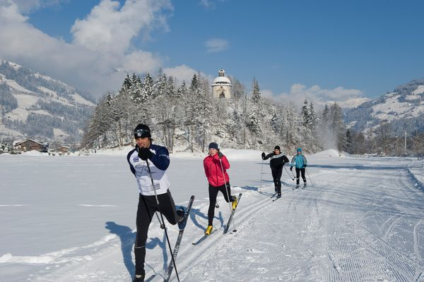 Cross-country skiing in Mayrhofen | Archive TVB Mayrhofen©Laurin Moser