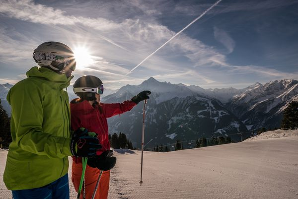 Gorgeous mountains | Archive TVB Mayrhofen©Dominic Ebenbichler