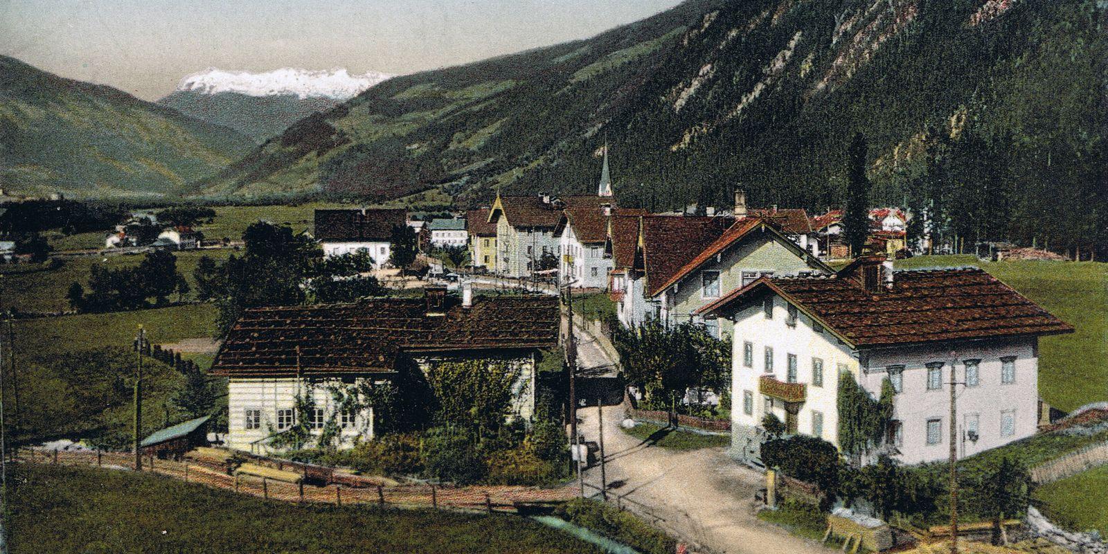 Apparthotel Ederfeld - Ein Haus mit einer langer Geschichte